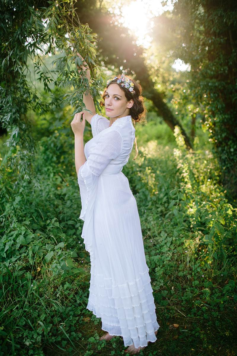 Our Original Vintage Wedding Dresses | Magpie Wedding