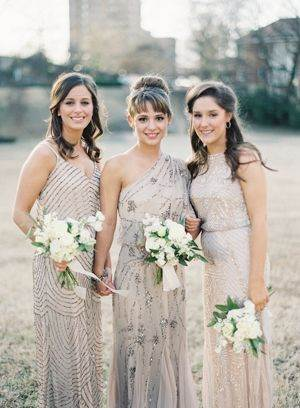 25 bridesmaids dresses 6 via National Vintage Fair blog | Magpie ...
