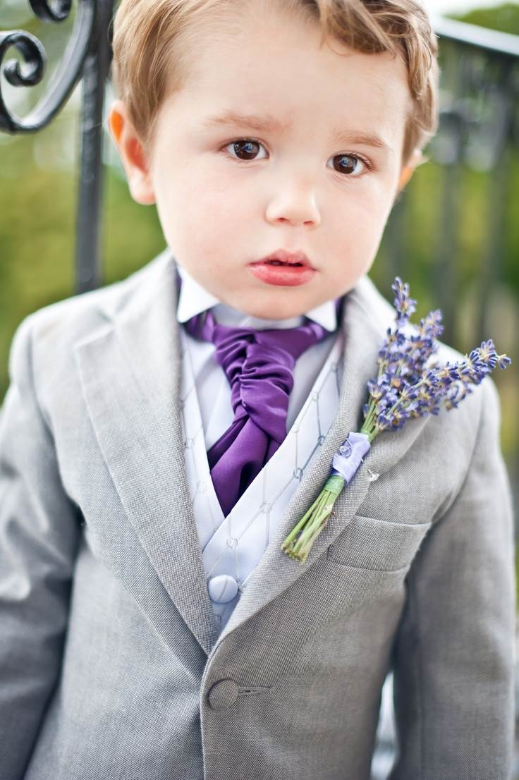 25 page boy outfits 5 via National Vintage Fair blog | Magpie Wedding
