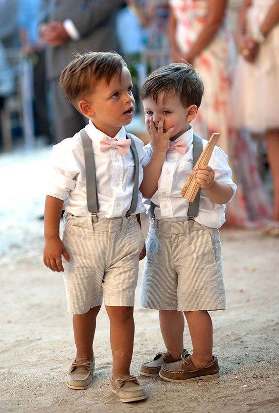 25 page boy outfits 7 via National Vintage Fair blog | Magpie Wedding