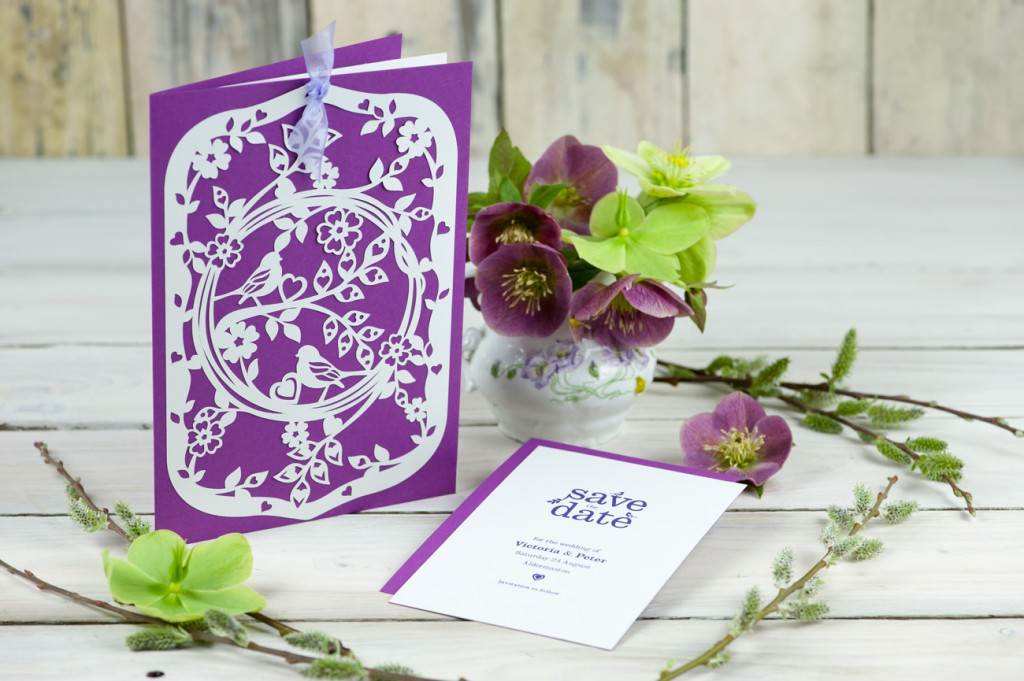 Purple Wedding Inspiration 7