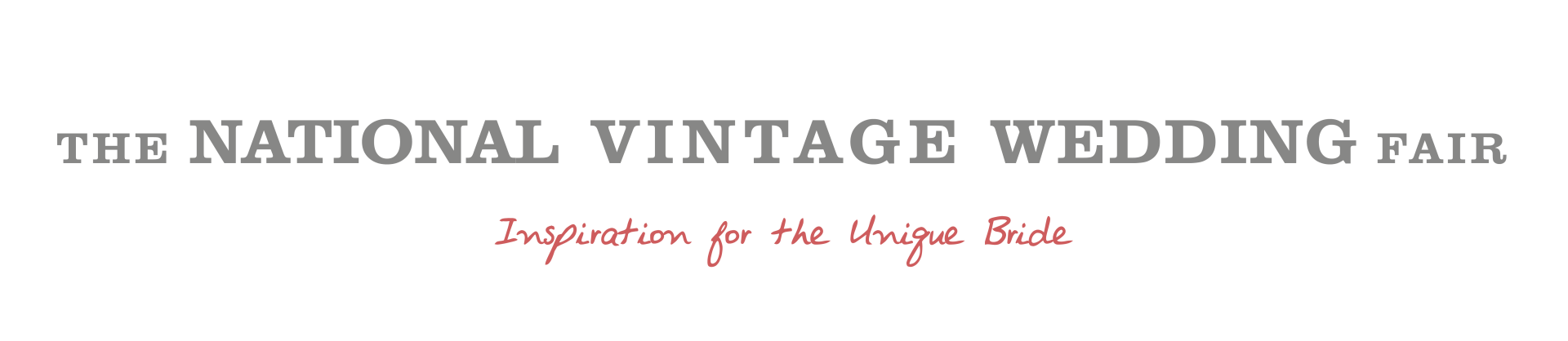 Vintage Wedding Fair