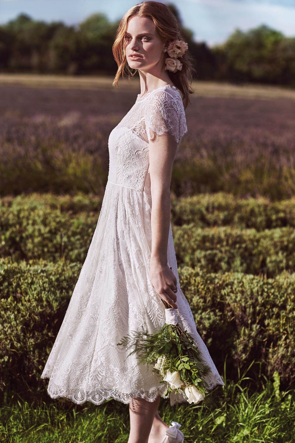 Monsoon Bridal Wedding collection as featured on The National Vintage Wedding Fair blog