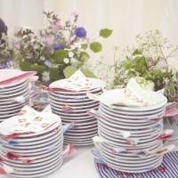Dan and Maddi's Vintage Americana Country Wedding by Natalie J Weddings and featured on The National Vintage Wedding Fair