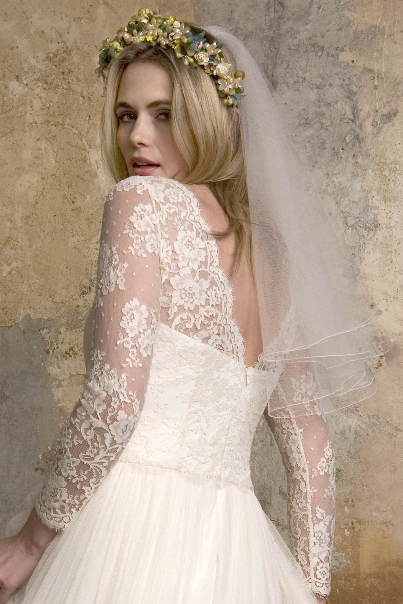 Sylvie by Sally Lacock as featured on The National Vintage Wedding Fair blog