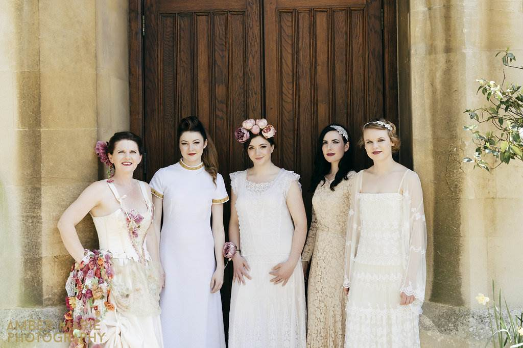 Cheltenham National Vintage Wedding Fair photos by Amber Marie Photography