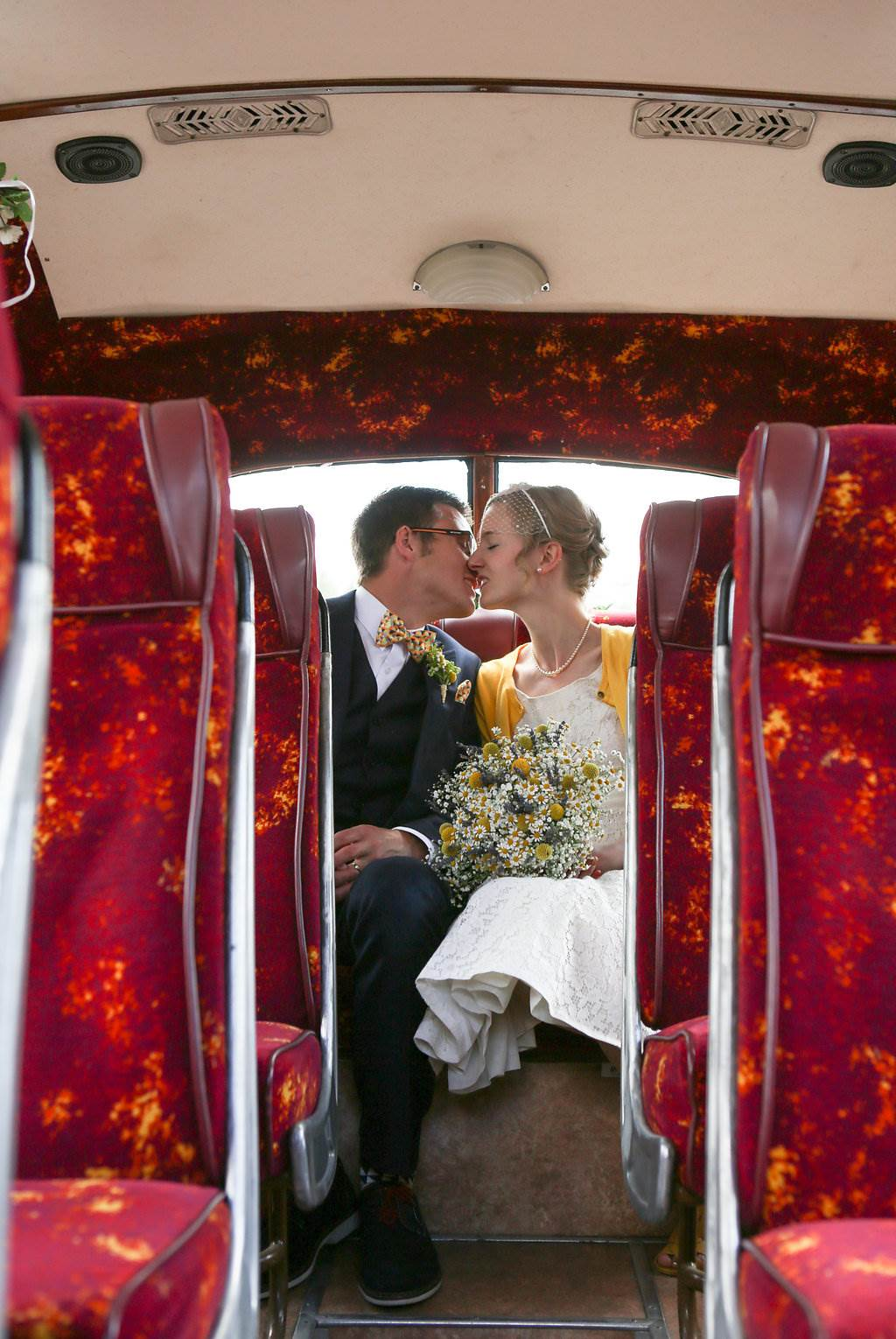 Maria and Dans DIY vintage wedding photographed by Bethan Haywood Jones as featured on The National Vintage Wedding Fair blog