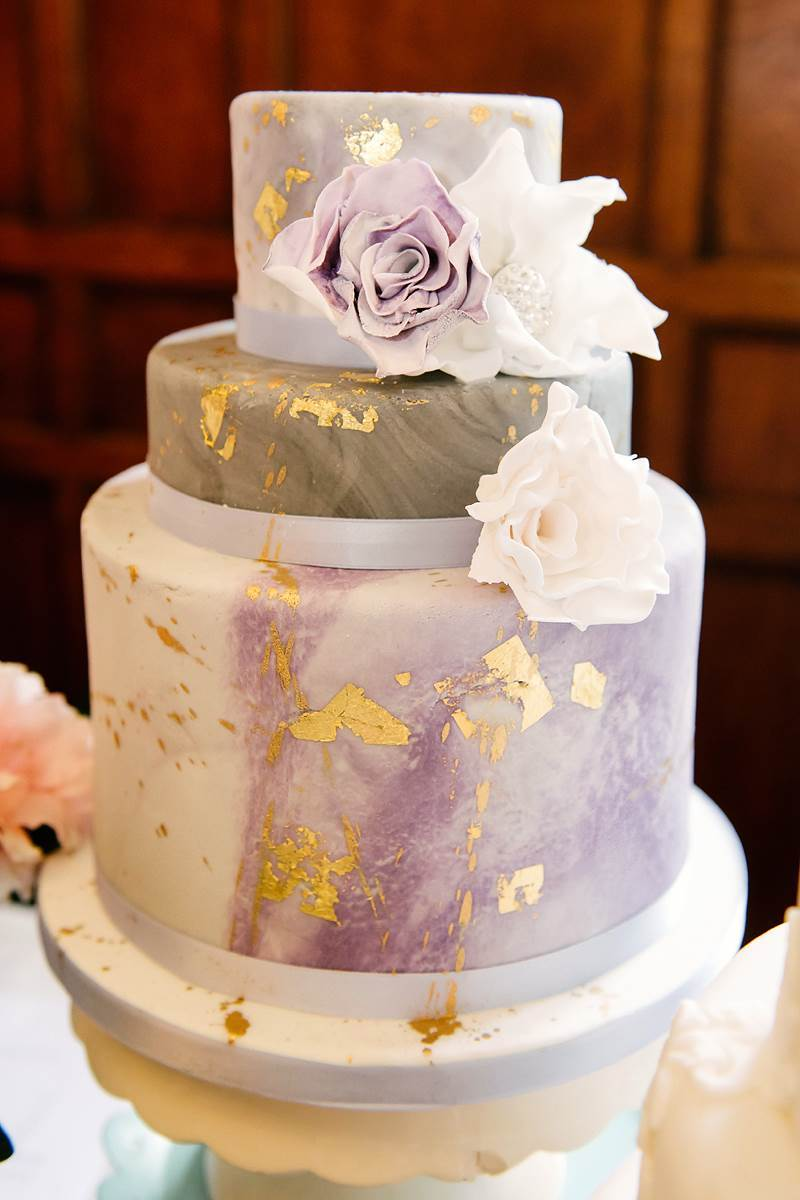 The National Vintage Wedding Fair in London Greenwich, taken by Lily Sawyer: wedding cake