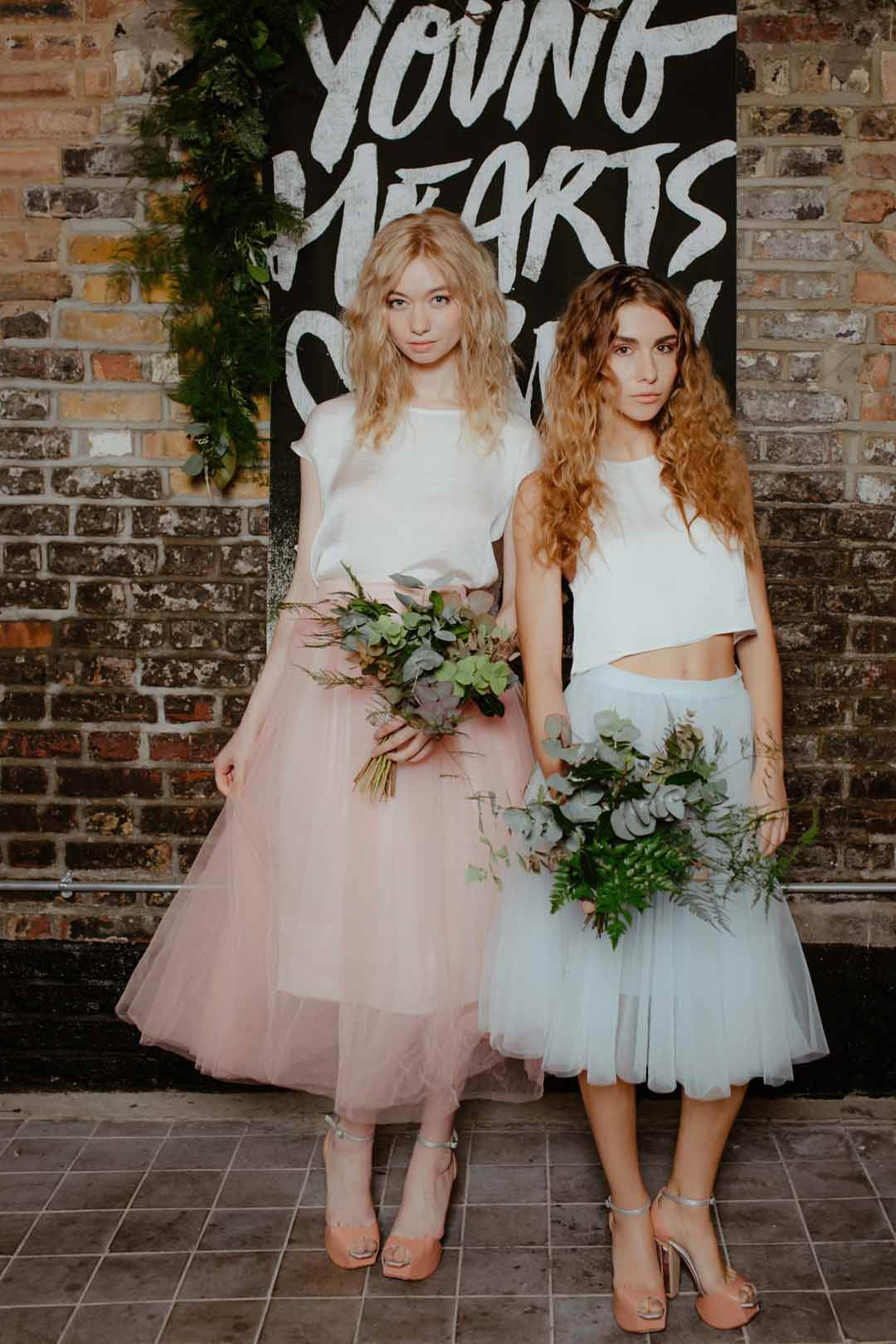 Bridesmaid dresses that your #bestgals will want to wear
