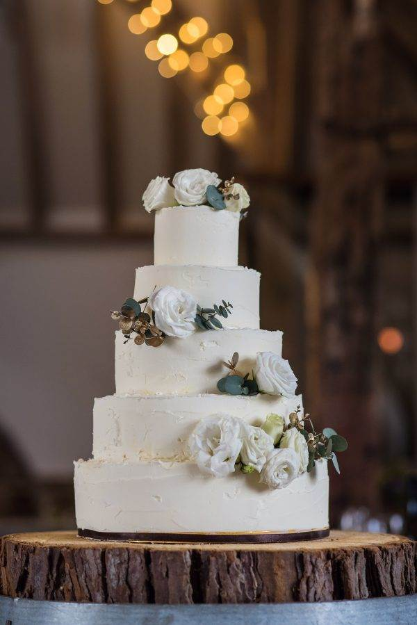 Ordering wedding cake: How much do you really need?