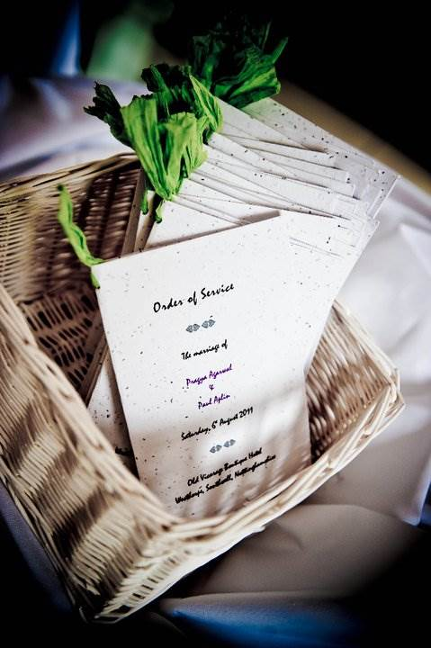 10 ways to have a beautiful green ethical wedding