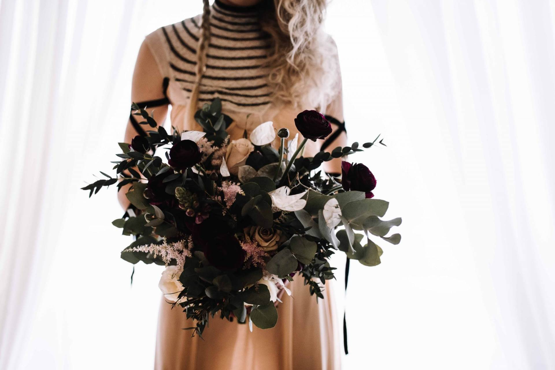 Pretty in Punk Wedding Inspiration