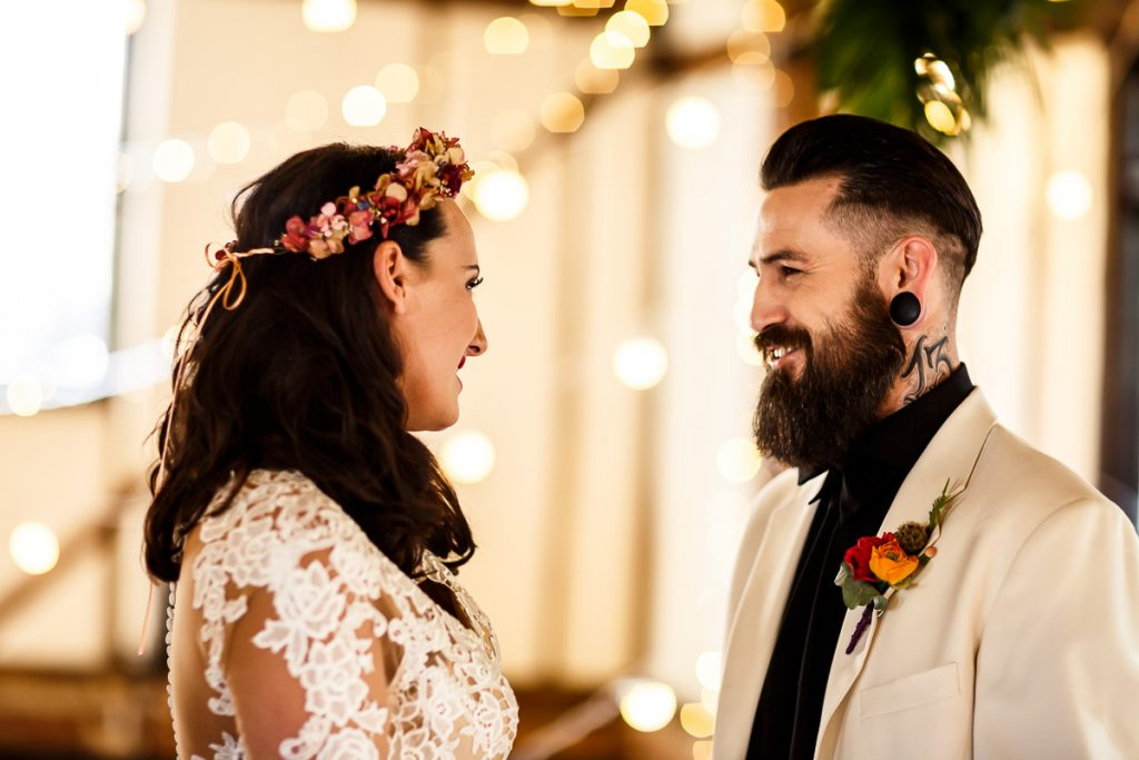 Cuban wedding ideas from the 4 Counties Wedding Award winners