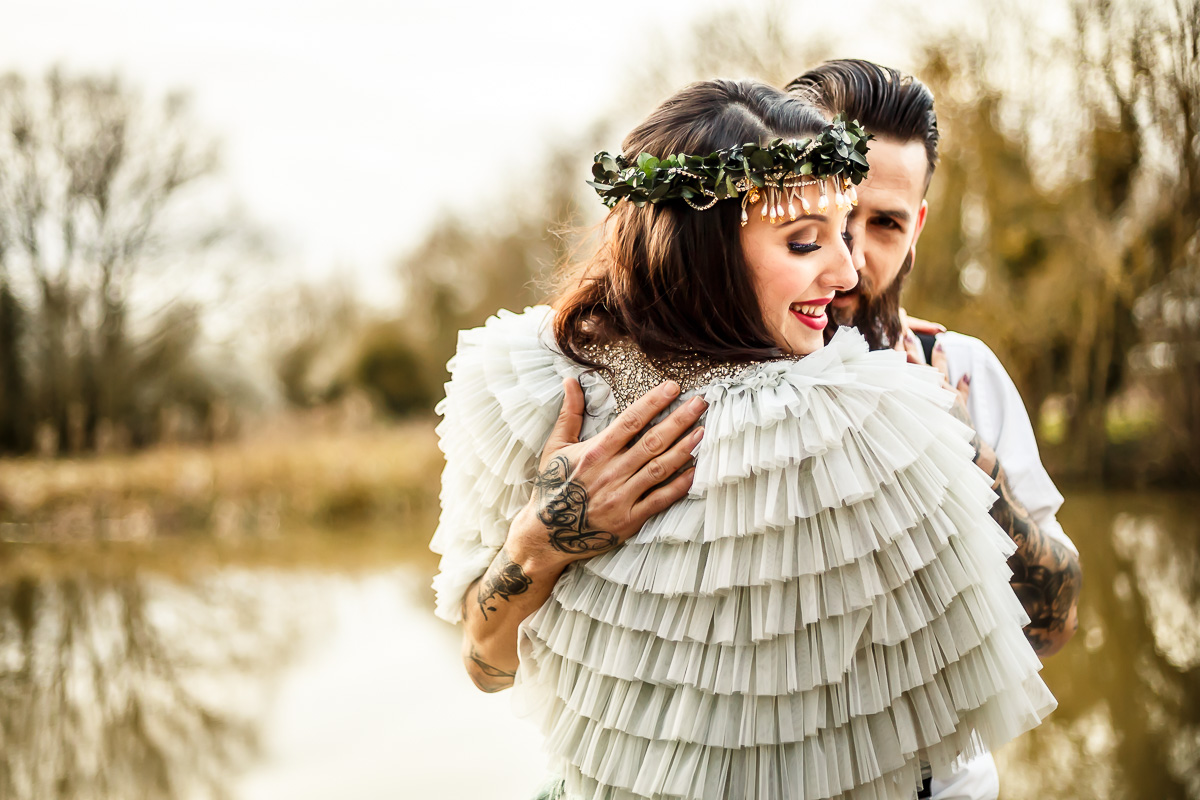 Five Alternative Bridal Cover Ups for Your Wedding Day