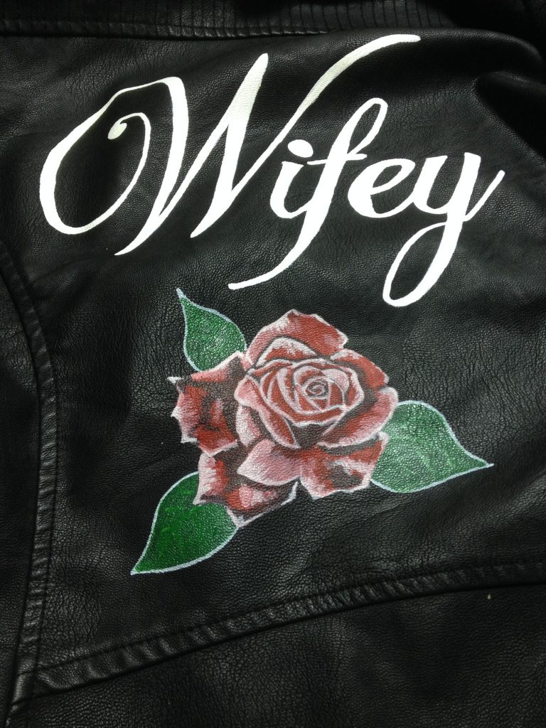 WIN a customised denim or leather jacket from Ophelia Rose