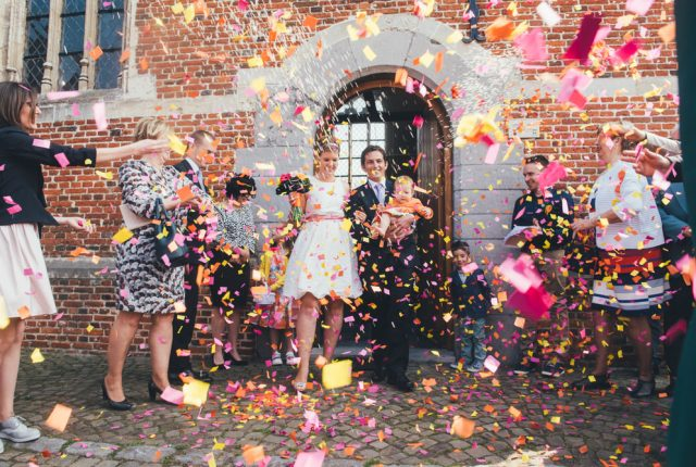 Heidi and Luke - A Beautiful Belgium Wedding