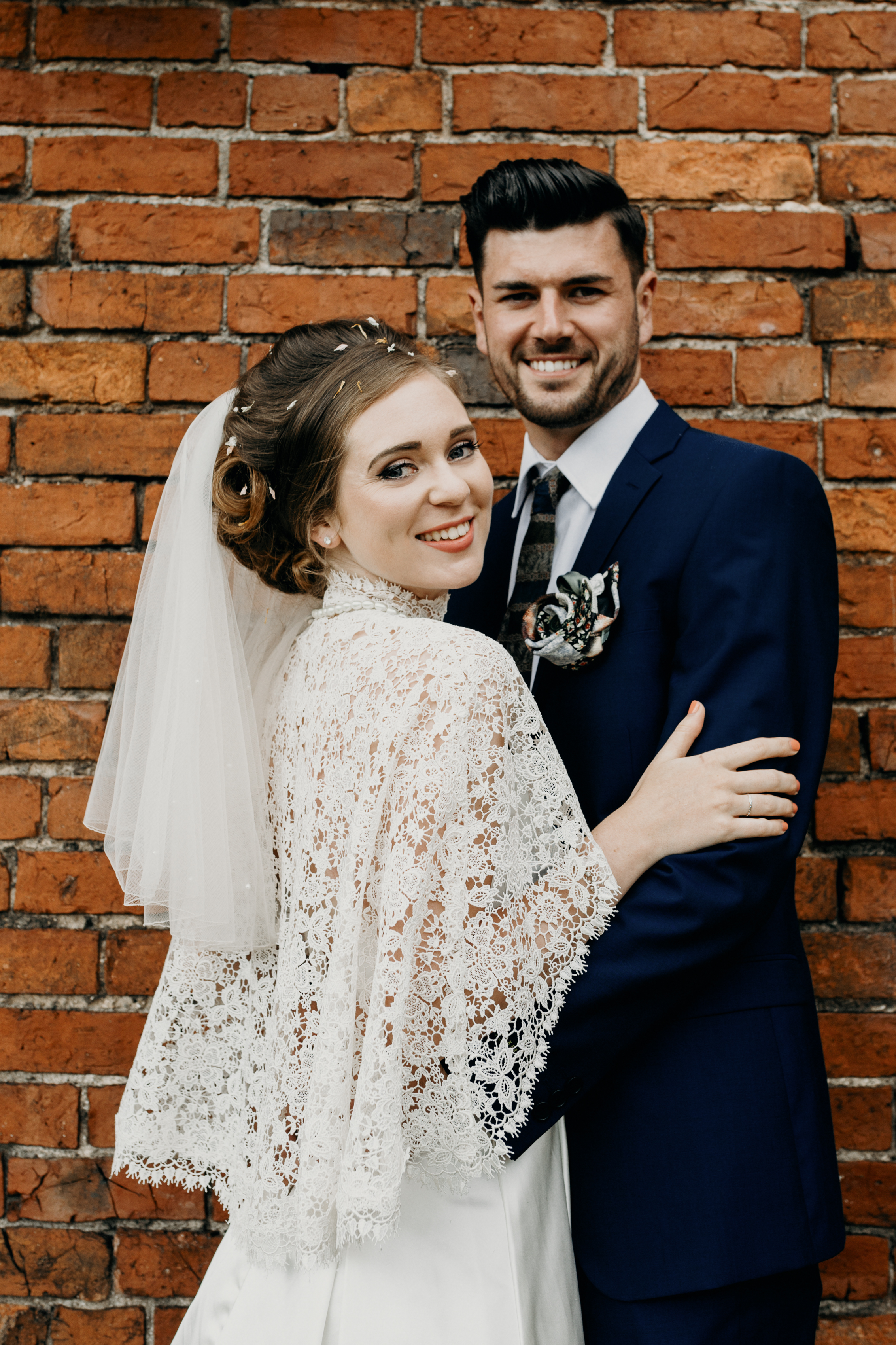 A 1960's Mad Men Inspired Wedding with Modern Vintage Styling