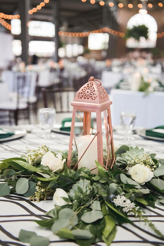 Rose Gold - The Must Have Wedding Trend Our Top Wedding Styling Ideas and Products