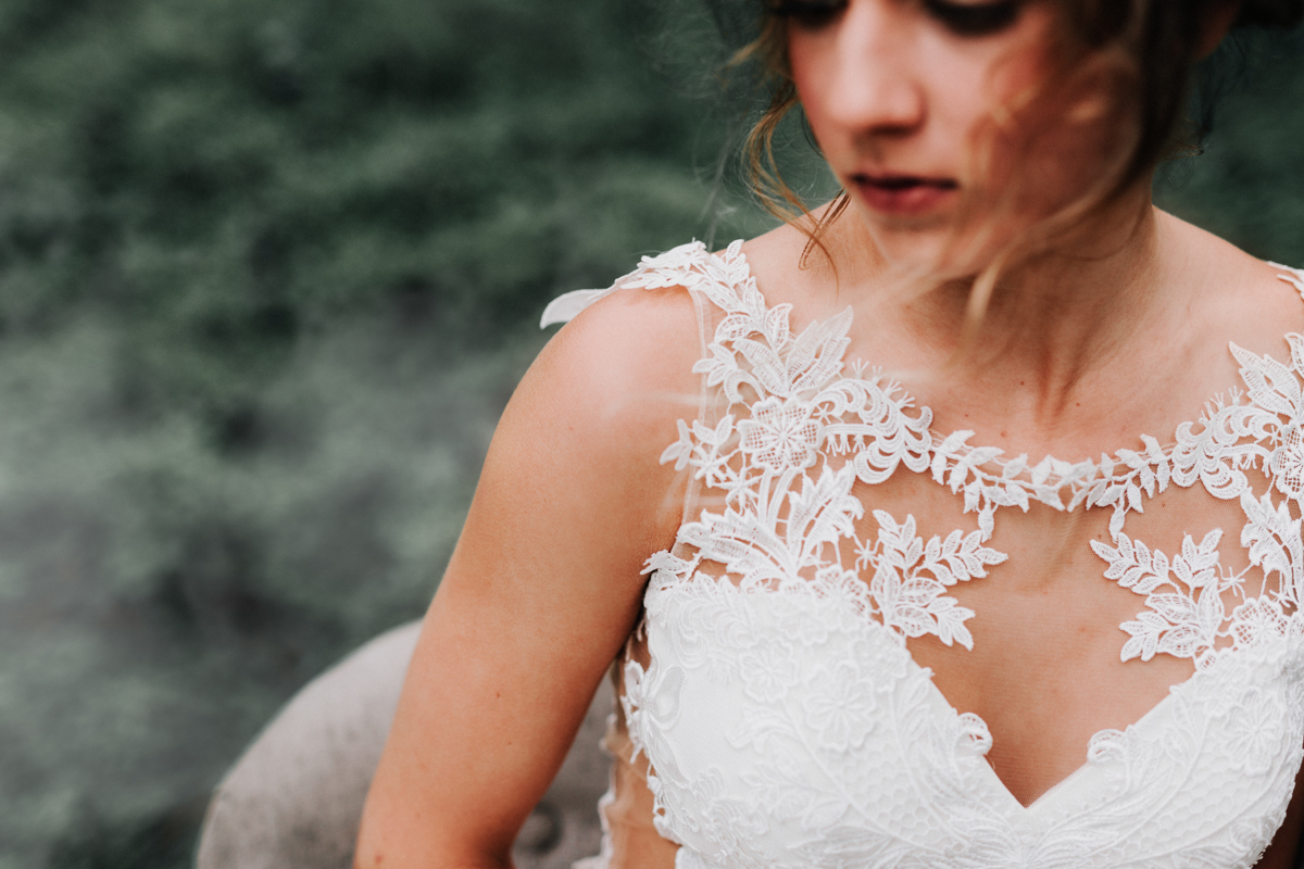 Enchanting and Wild Outdoor Wedding Inspiration in Washington Park - USA