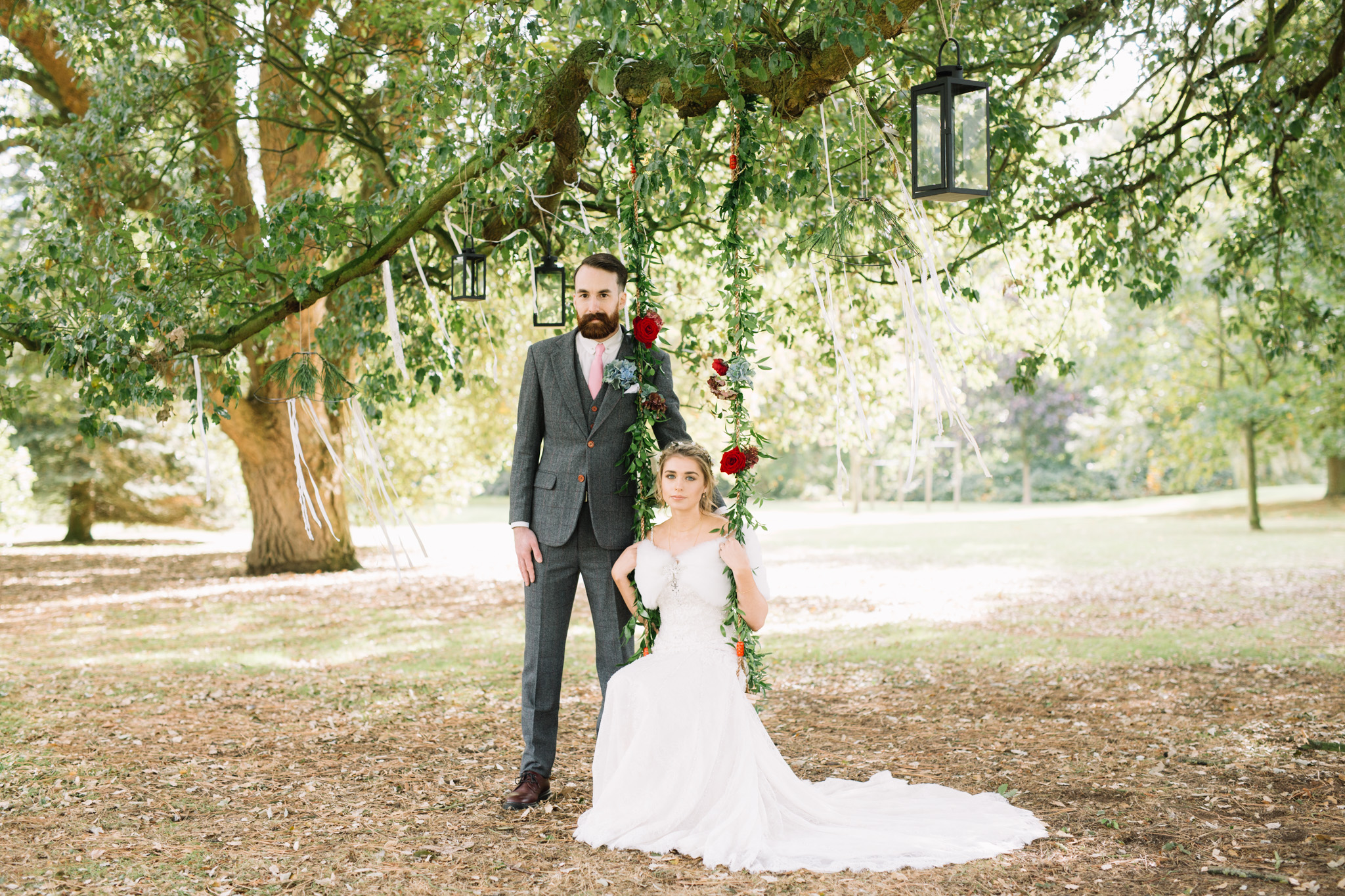 A Woodland Wonderland Wedding Journey