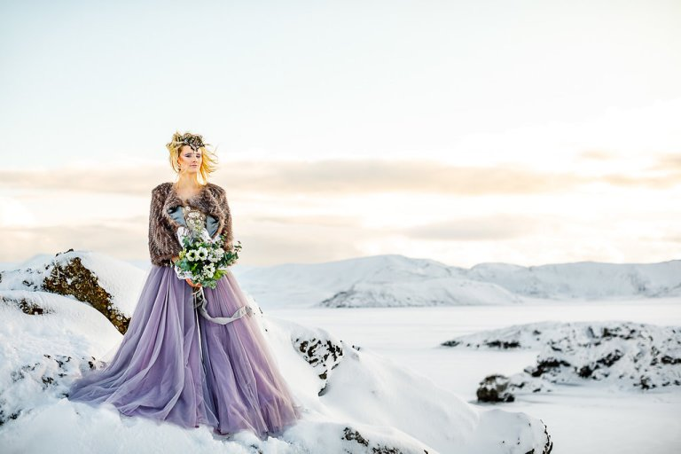 Wedding Themes - Magpie Wedding's Top Ten Looks of 2018