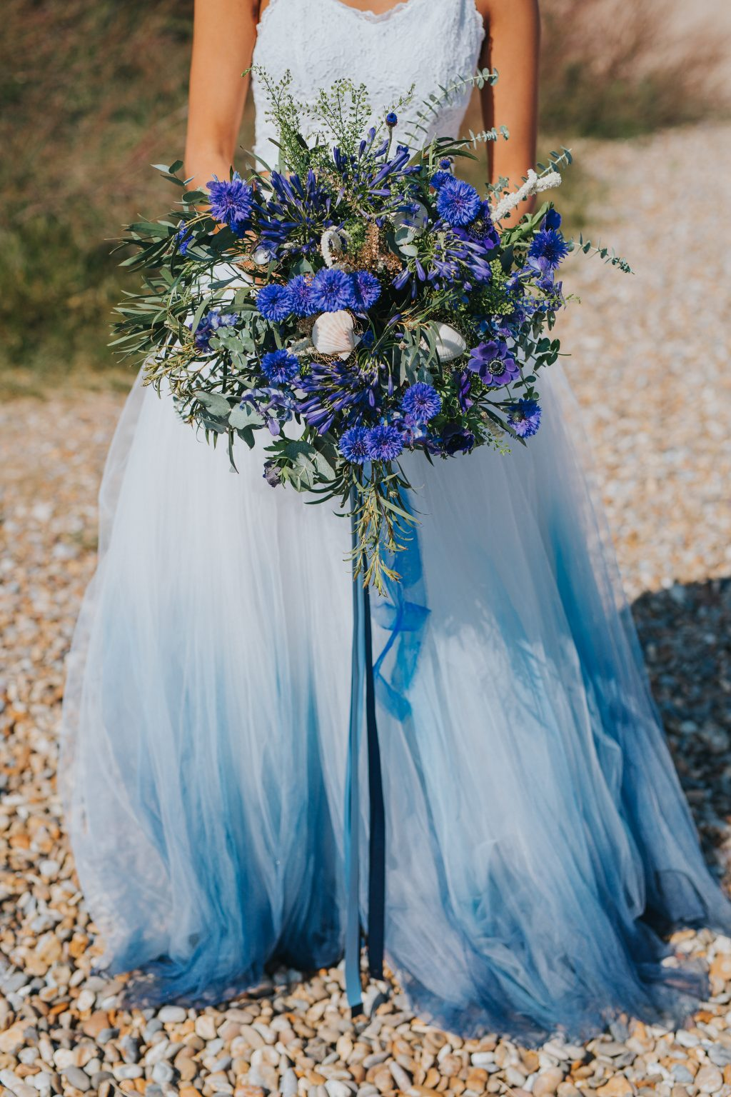 Beach Ombre Blue Wedding Dress Mypic Asia,Sepedi Traditional Wedding Dresses For Bridesmaids